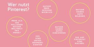 Wer nutzt Pinterest?